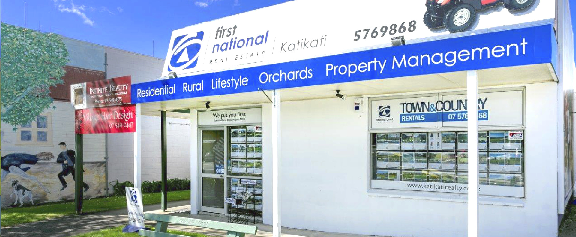 Katikati First National